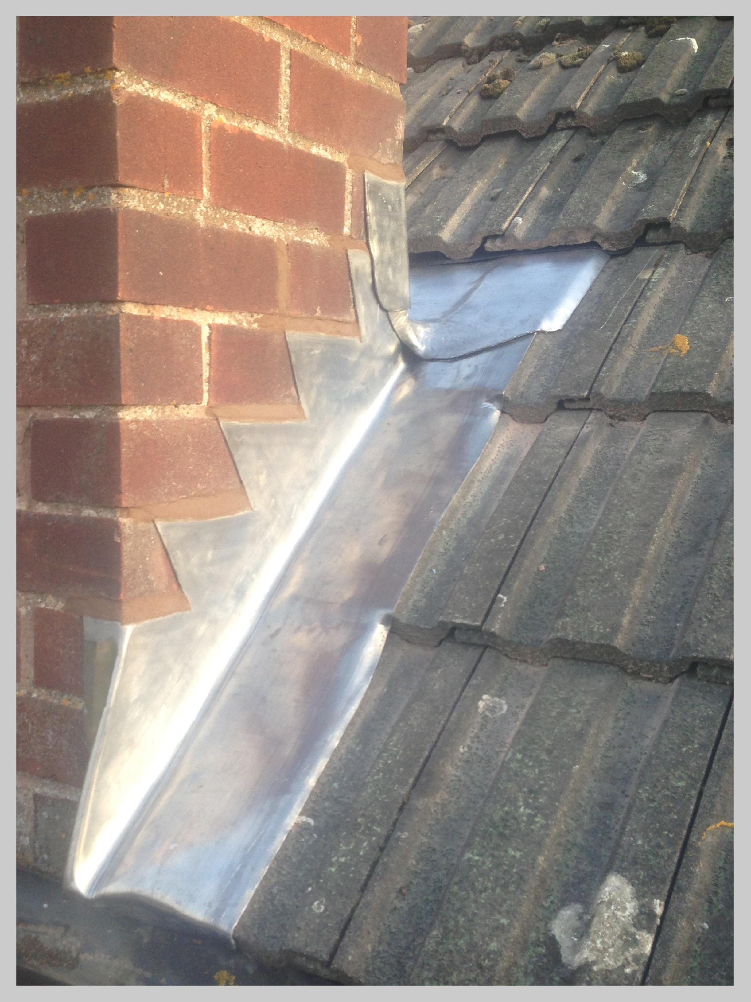Lead Work Wyvern Roofing