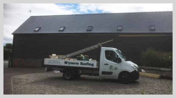 Wyvern Roofing have over 30 years experience and are specialists in flat, slate and tile roofing. Based in Herefordshire, and travel to West Midlands, Wales, Shropshire, Gloucestershire, and Worcestershire. Get in touch to discuss your roof and arrange a visit from Wyvern Roofing.